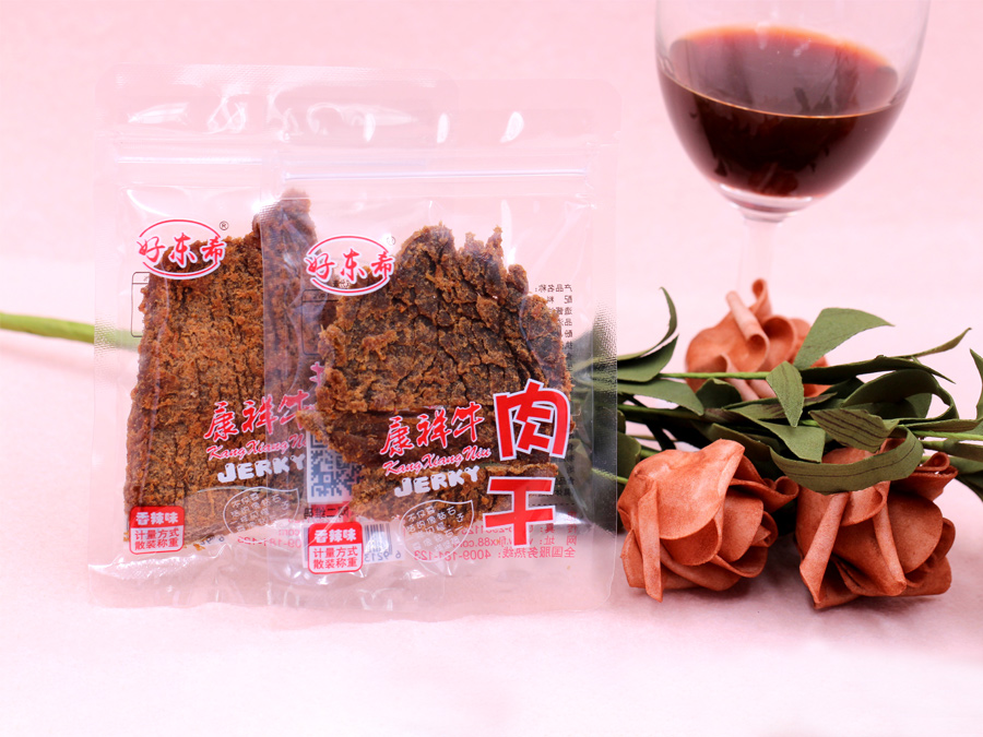 康祥牛-肉干(香辣味)